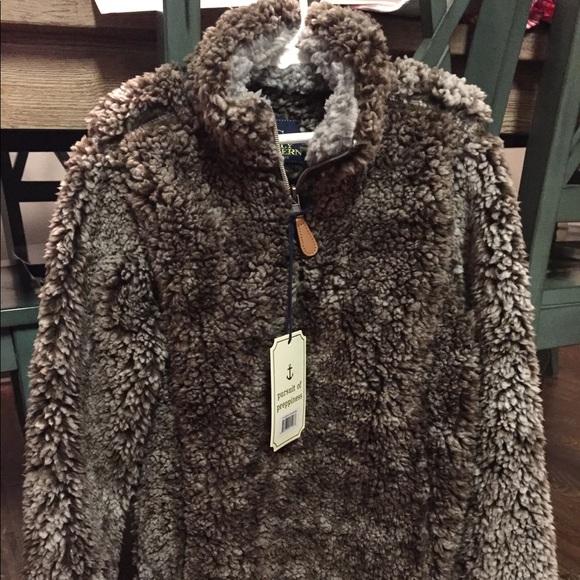 4172a122dd Simply Southern Jackets & Coats   Mocha Sherpa Kids Size Medium Nwt ...